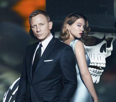 Фильм «007: Спектр»
