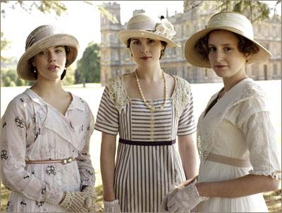 Сериал «Аббатство Даунтон», сёстры Кроули