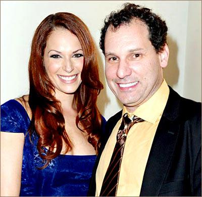 Аманда Риэтти и её муж Джордан Алан