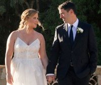 Эми Шумер и Крис Фишер: свадьба