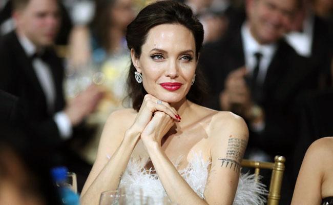 Анджелина Джоли 2018