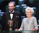 BAFTA: Рэйф Файнс и Джулия Уолтерс