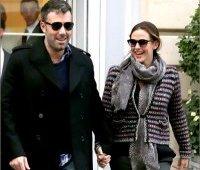 Бен Аффлек и Дженнифер Гарнер в Париже