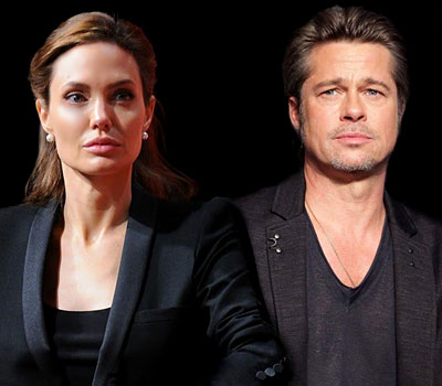 Брэд Питт против Анджелины Джоли