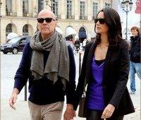 Bruce Willis и Emma Heming в Париже