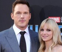 Chris Pratt и Anna Faris