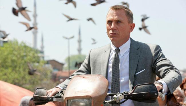daniel-craig - агент 007