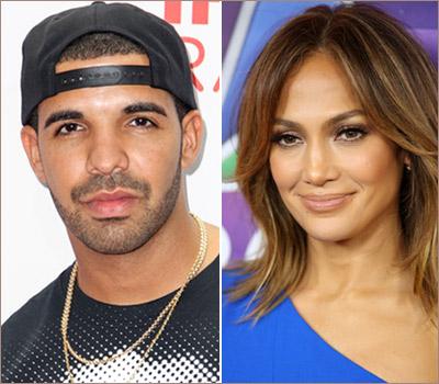 Drake и Jennifel Lopez - новый роман?