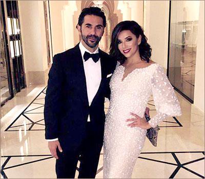 Ева Лонгория и Хосе Бастон, свадьба