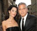 Джордж Клуни и Амал Аламуддин - муж и жена