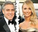 George Clooney и Stacy Keibler расстались
