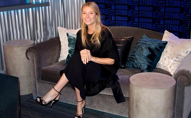 gwyneth-paltrow в программе Howarda Sterna, 2018