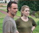 Сериал «Ходячие мертвецы» - Рик и Джесси