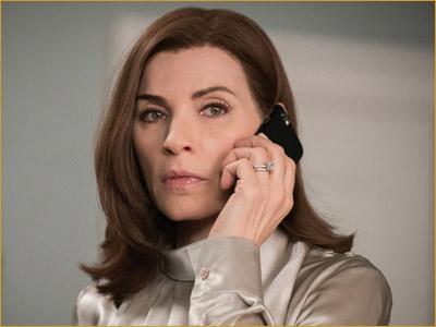 Алисия Флоррик, сериал «Хорошая жена»