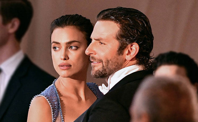 Irina-Shayk и Bradley-Cooper, New-York