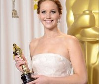 Jennifer Lawrence, Лучшая актриса, Оскар 2013