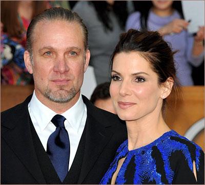 Джесси Джеймс и Сандра Буллок, 2010