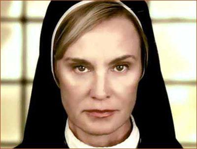 Джессика Лэнг в сериале «Американская история ужасов»
