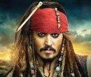 Johnny Depp в фильме Пираты карибского моря