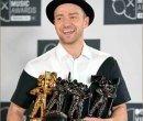 Justin Timberlake MTV 2013