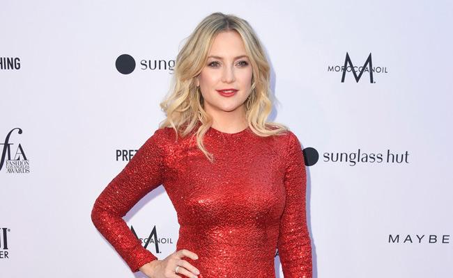 Кейт Хадсон Fashion Awards, март 2019