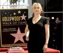 Кейт Уинслет: звезда на Аллее Славы