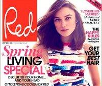 Кира Найтли, журнал Red Magazine, май 2014
