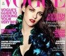 Кристен Стюарт на обложке журнала Vogue 2012