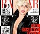 Леди Гага на обложке Harper's Bazaar