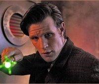 Мэтт Смит в роли Доктора, сериал «Доктор Кто»