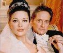 Майкл Дуглас и Кэтрин Зета-Джонс, 2000 год