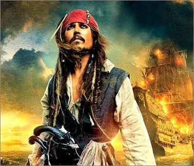 Снимают продолжение «Пираты Карибского моря»