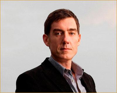 Писатель Джастин Кронин, автор романа «Перерождение»
