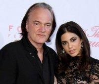 Quentin Tarantino и Daniela Pick
