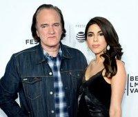 Квентин Тарантино и его жена Даниелла Пик
