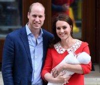 Кейт Миддлтон и Принц Уильям: 23 апреля 2018