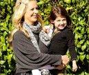 Sarah Michelle Gellar с дочкой Шарлоттой