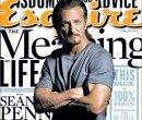 Шон Пенн, журнал Esquire