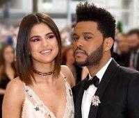 Селена Гомес и The Weeknd, бал Met Gala 2017