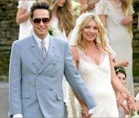 Свадьба: Кейт Мосс и Джейми Хинс