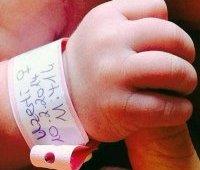 Мерьем Узерли впервые стала мамой